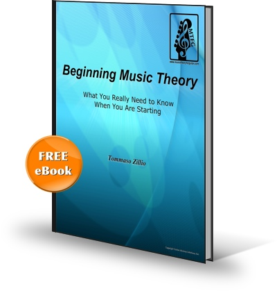 Free Music Theory Basics eBook