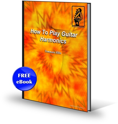 Free Guitar Harmonics eBook