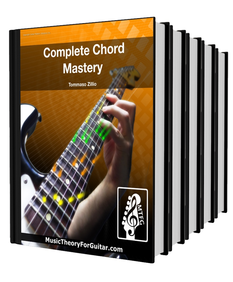 Guitar Chords And Harmony
