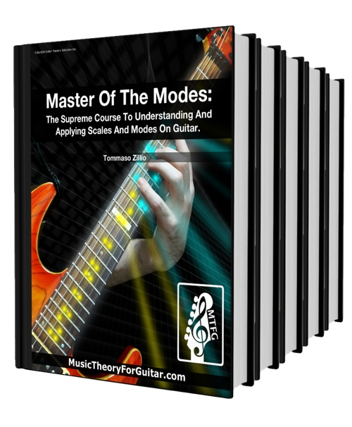 Guitar Scales and Modes