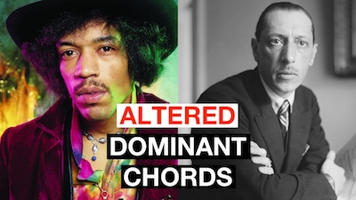 altered dominant chord