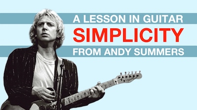 andy summers simplicity