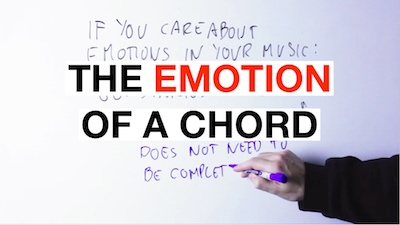 guitar chord emotion