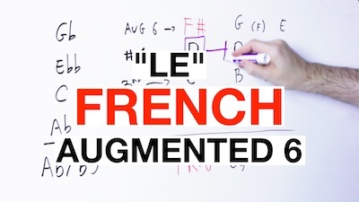 french augmented 6th