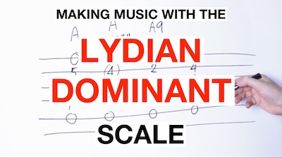 lydian dominant