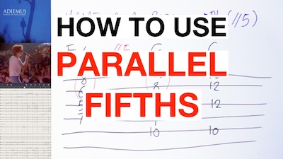 parallel fifths