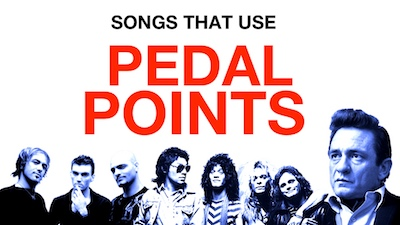 songs with pedal point